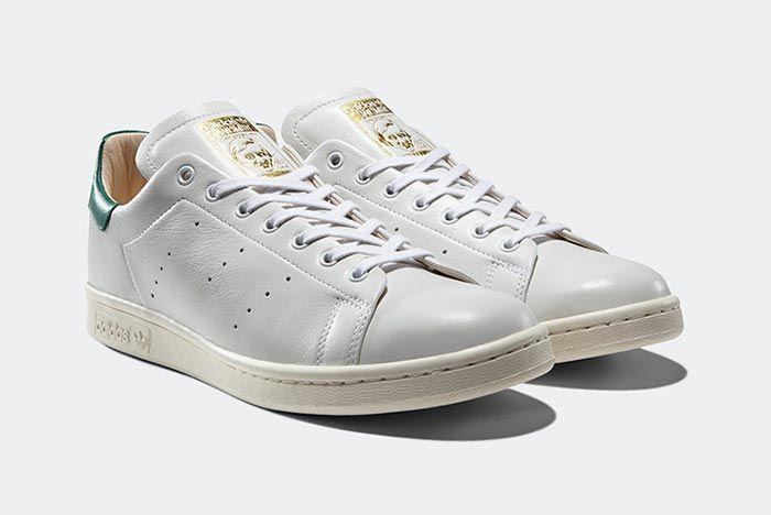 Adidas Stan Smith Recon White Green 02