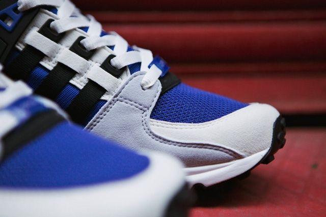 Adidas Eqt 93 Royal Blue Bumperoo 13