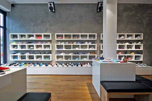 Asphaltgold Germany Sneaker Store Check 2