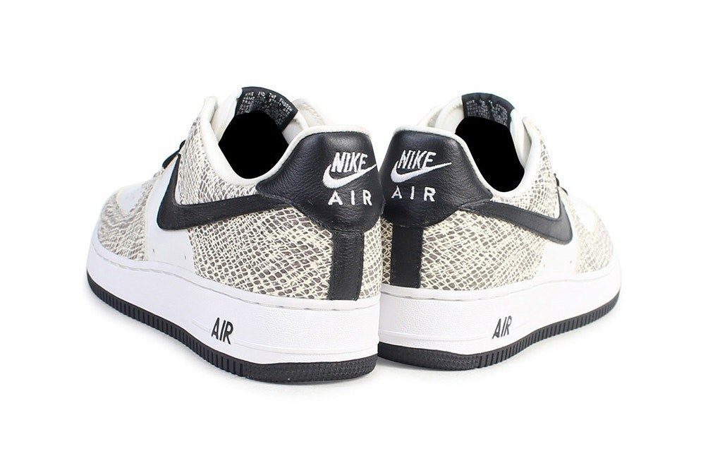 Nike Air Force 1 Low Cocoa Snake Rerelease 2