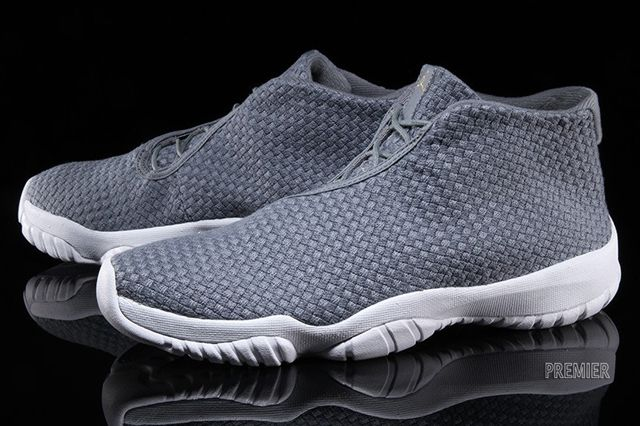 Air Jordan Future Cool Grey White 05