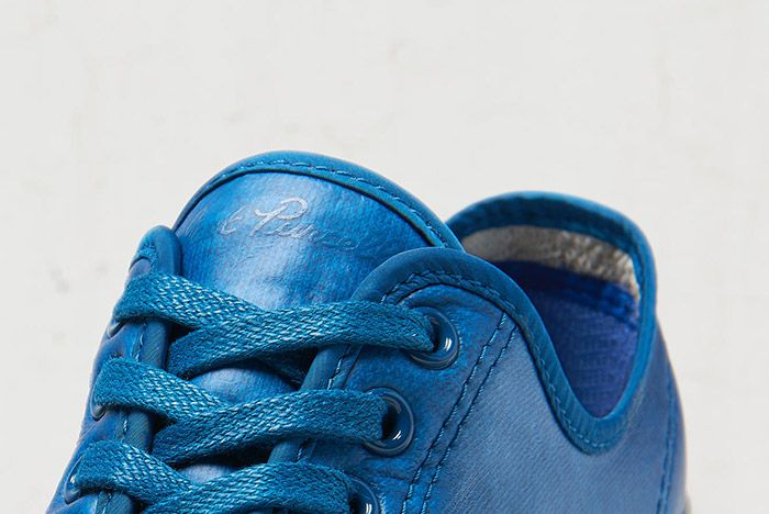 Converse Jack Purcell Signiature Low Top Coated Terry Blue 1
