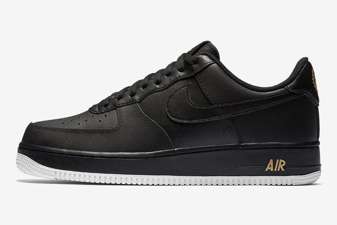 Nike Air Force 1 Low Crest Logo Coming Soon 2 Sneaker Freaker