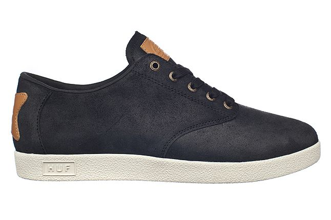 Huf Fall 2012 Footwear Hufnagel Pro Oiled Blk 1