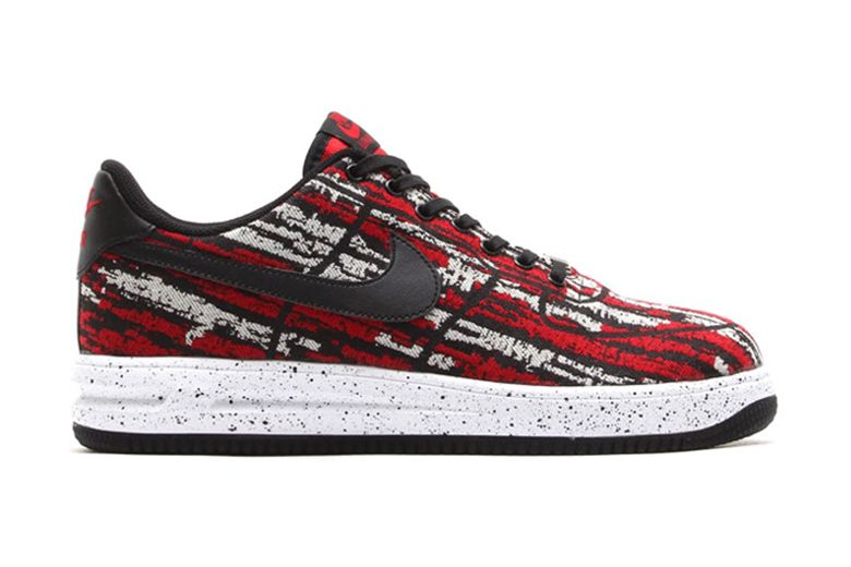 Nike 2014 Holiday Lunar Force 1 Jacquard Qs Pack 2