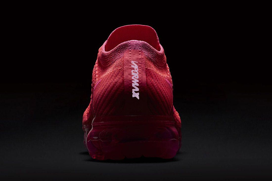 Nike Air Vapormax Womens Pink 5