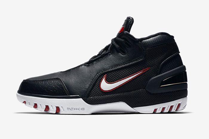 Nike Air Zoom Generation Black 6