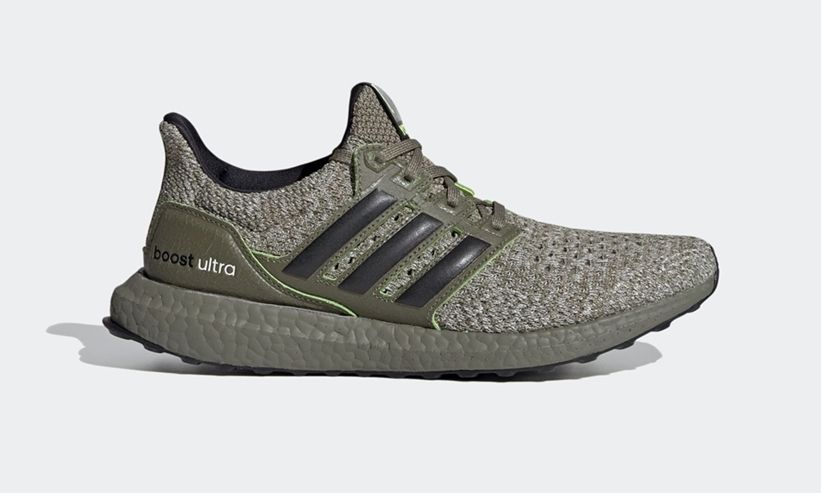 Star Wars adidas UltraBOOST Yoda Right
