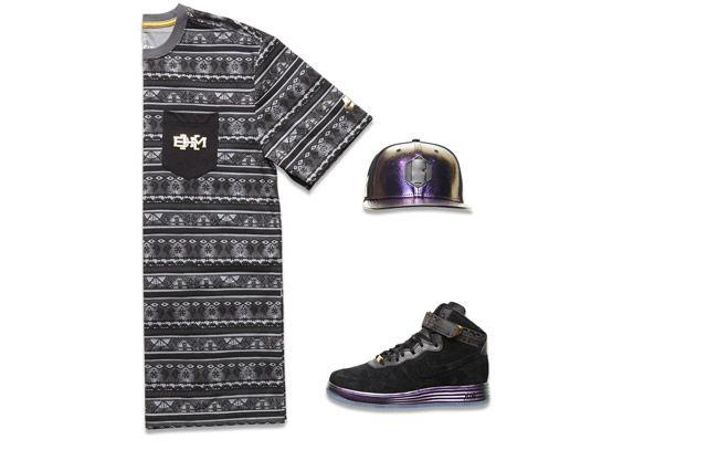 Nike Sp14 Bhm Laydowns Tee Hat Af1