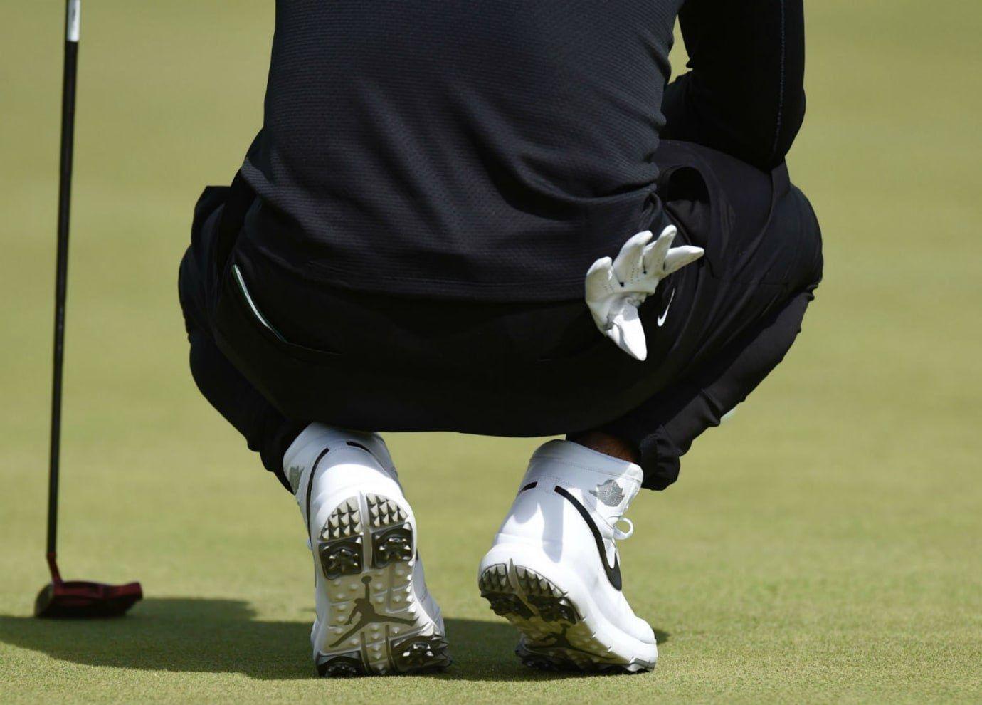 Jason Day Air Jordan 1 Golf Shoes Open