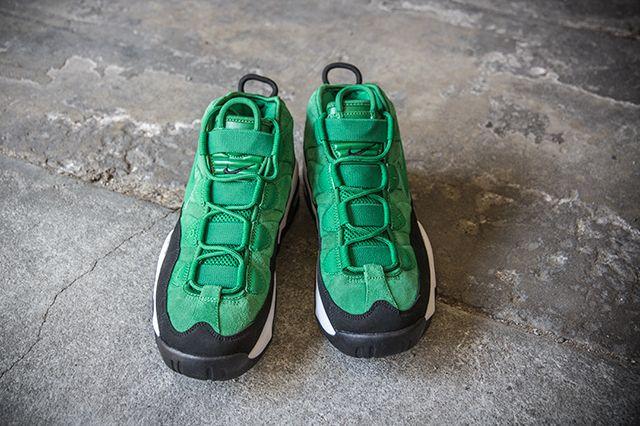 Nike Airmax Uptempo Pinegreen 1