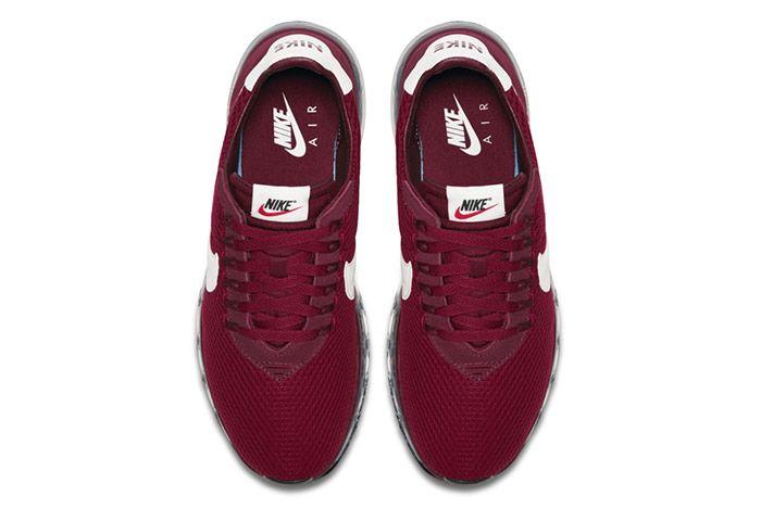 Nike Air Max Ld Zero Maroon 2
