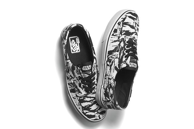 Star Wars X Vans Holiday Collection 6