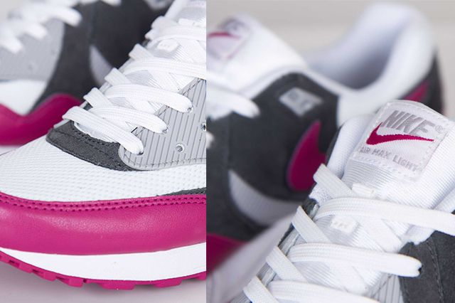 Nike Air Max Light Bright Magenta Wolf Grey 4
