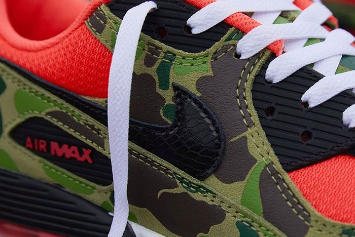 Nike Air Max 90 Duck Camo Swoosh