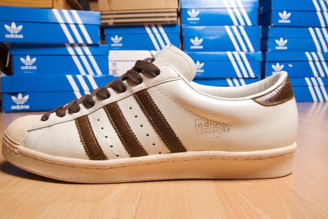 Dean Morris Adidas Superstar 5 1
