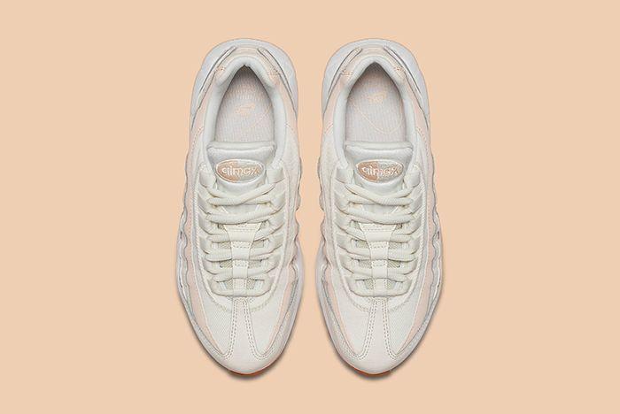 Nike Air Max 95 White Peach 2