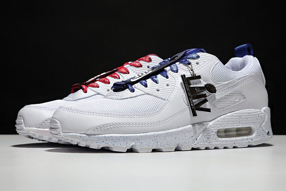 Air Max 90 Super Bowl Beauty Shots 1Hero Shot