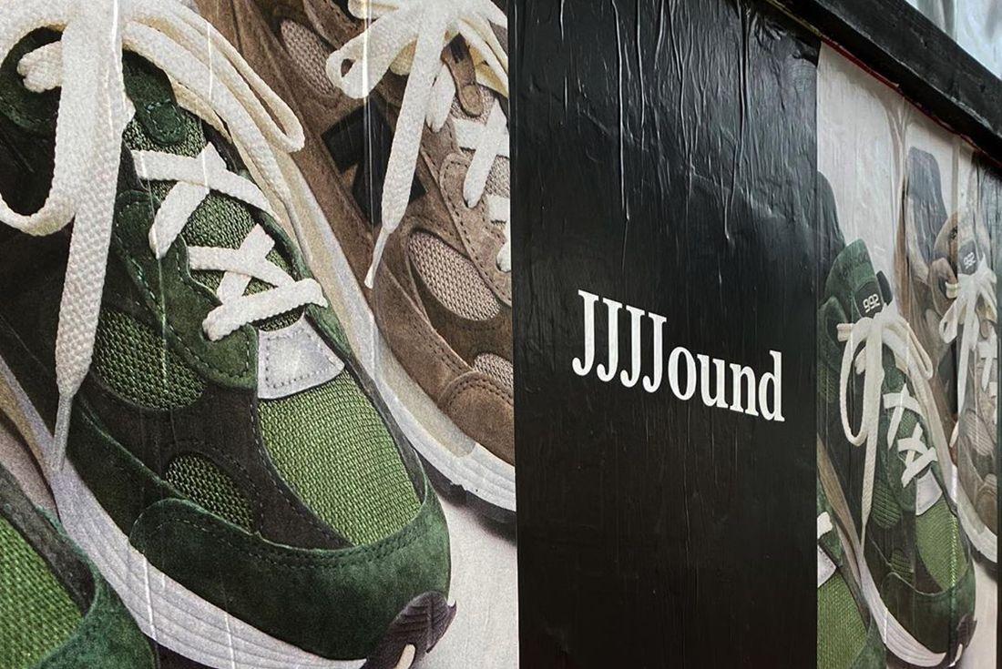 JJJJound New Balance 992 Billboard