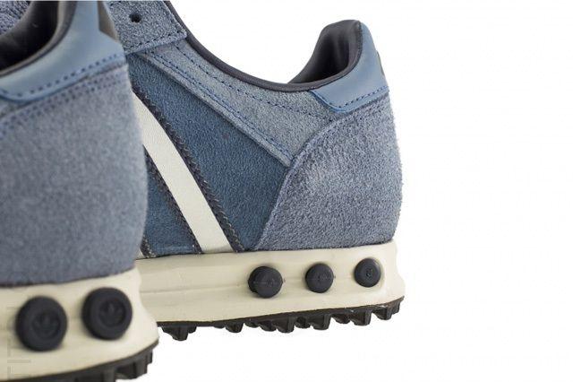 Adidas La Trainer Slate Metallic Silver 3