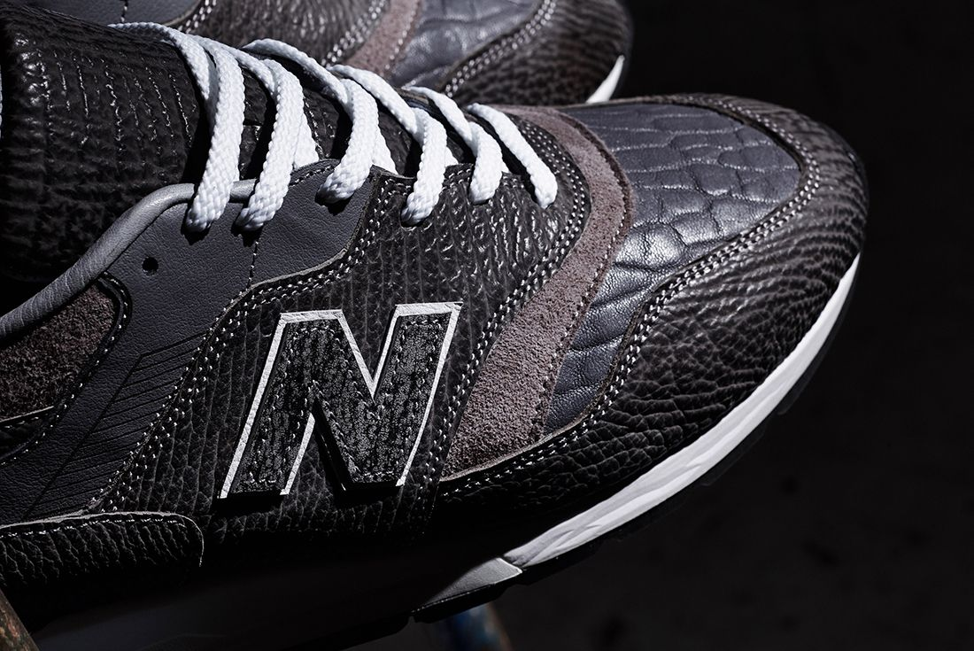 New Balance 997 Gy Homage By Bespoke Ind3