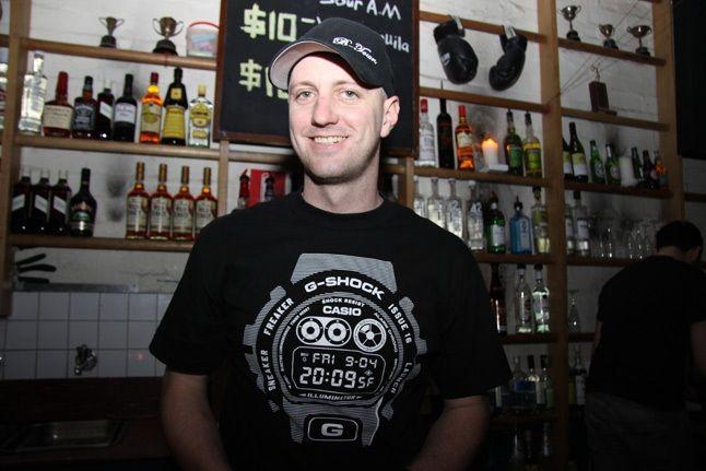 Barman 2 1