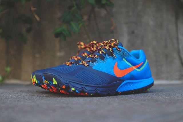 Nike Zoom Terra Wildhorse 2 Blorange 1