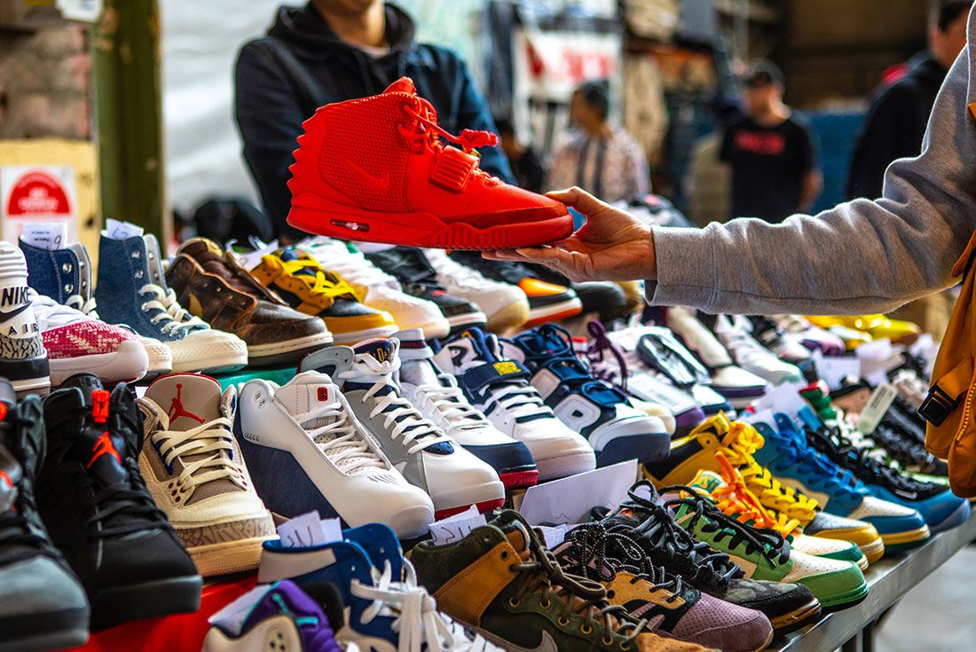 Sneaker Freaker Swap Meet October 201969