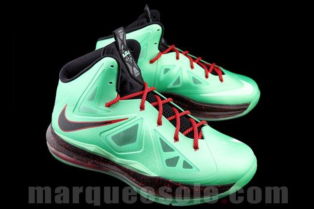 Lebron Jade Sneaker 1