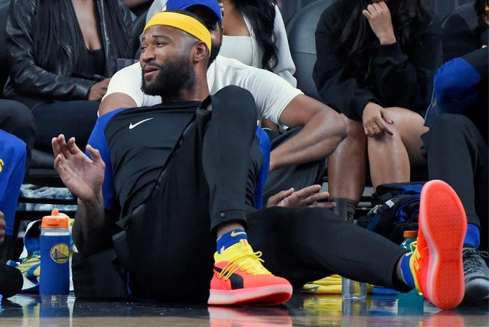 Demarcus Cousins Leaves Nike Joins Puma 2