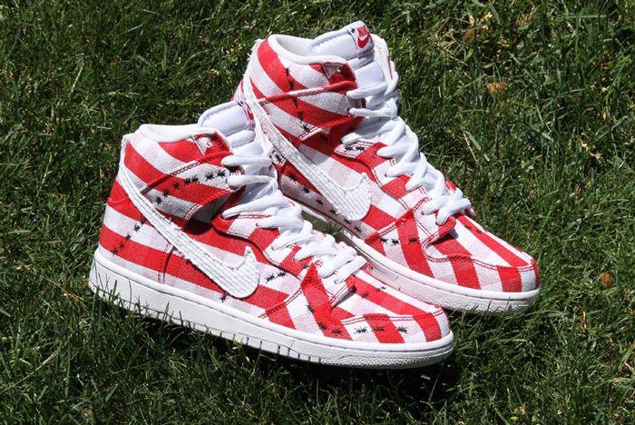 Nike Dunk High Premium Sb Picnic