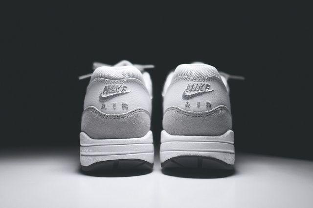 Nike Air Max 1 Wmns White Grey Mist 6