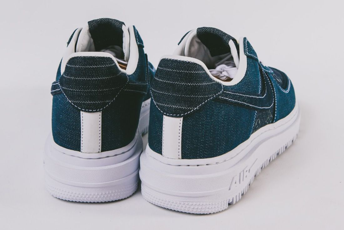 Nike Air Force 1 Trail 'Tailored Surplus' bespokeind