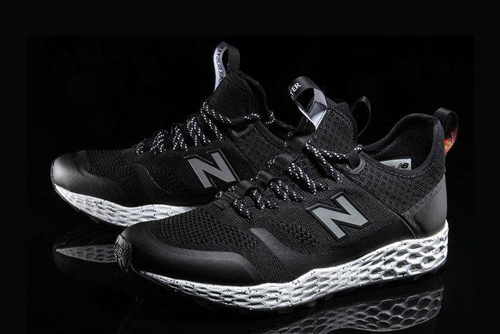 New Balance Trailbuster Fresh Foam Black 7