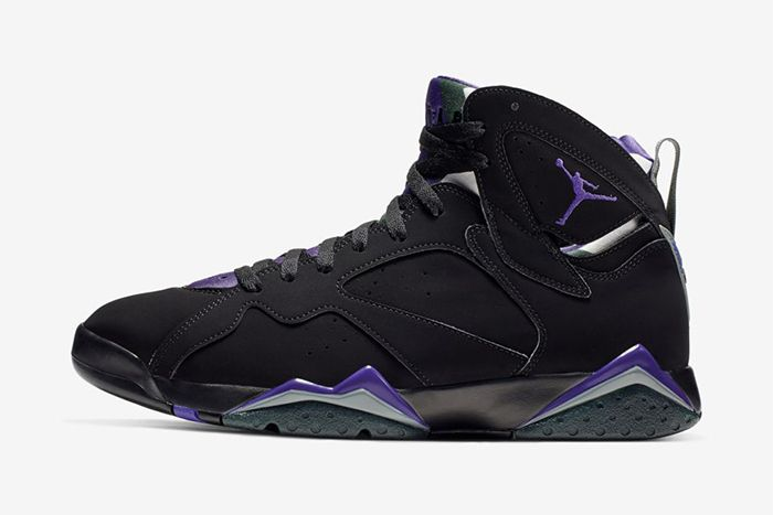 Air Jordan 7 Ray Allen Official 304775 053 Release Date Lateral
