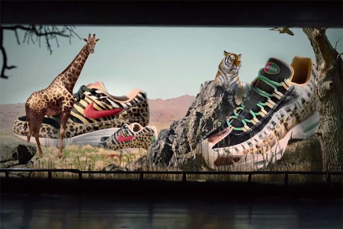 Atmos Animal Pack Air Max Inspiration