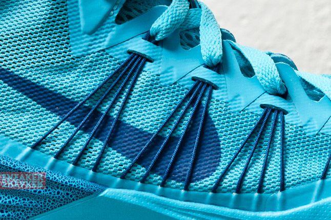 Nike Hyperdunk 2013 Gamma Blue Brave Blue 1 Det