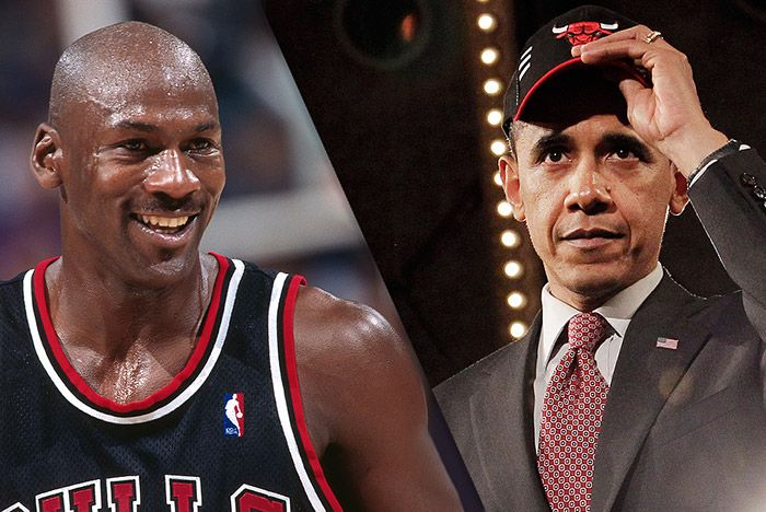 Obama To Award Michael Jordan With The Medal Of Freedom
