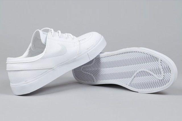 Nike Sb Stefan Janoski White 4