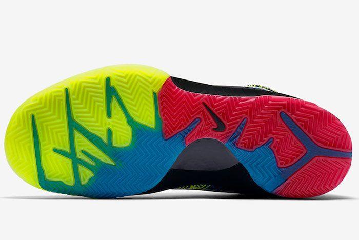 Nike Kobe 4 Protro Wizenard Cv3469 001 Sole