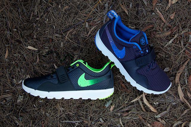 Stussy X Nike Sb Trainerendor Acg Pack 1