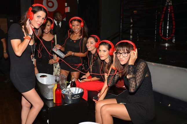 Red Beats By Dre Girls 1