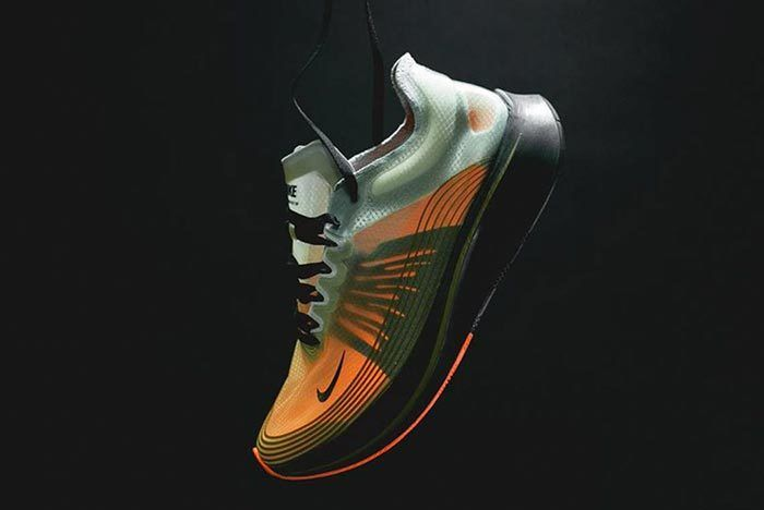 Nike Zoom Fly Olive Black 1