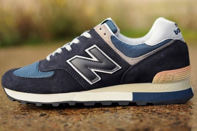 New Balance 576 Vintage Profile 1