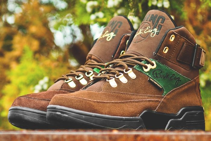 Ewing 33 Hi Brown Green 4