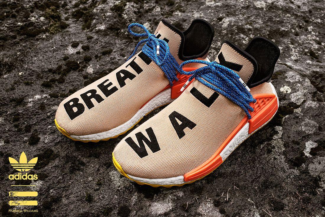 Adidas Pharrell Williams Hu Nmd Trail Pack 6