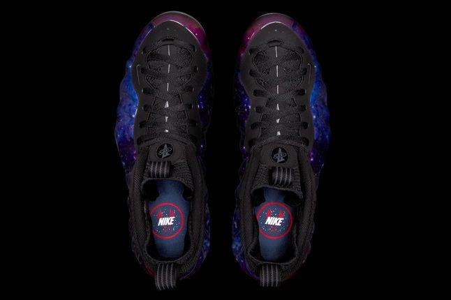 Nike Air Foamposite Galaxy 07 1