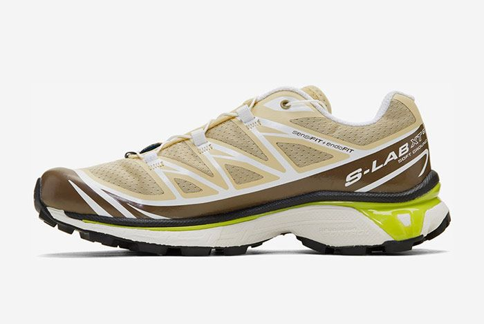 Salomon S Lab Xt 6 Adv Brown Left