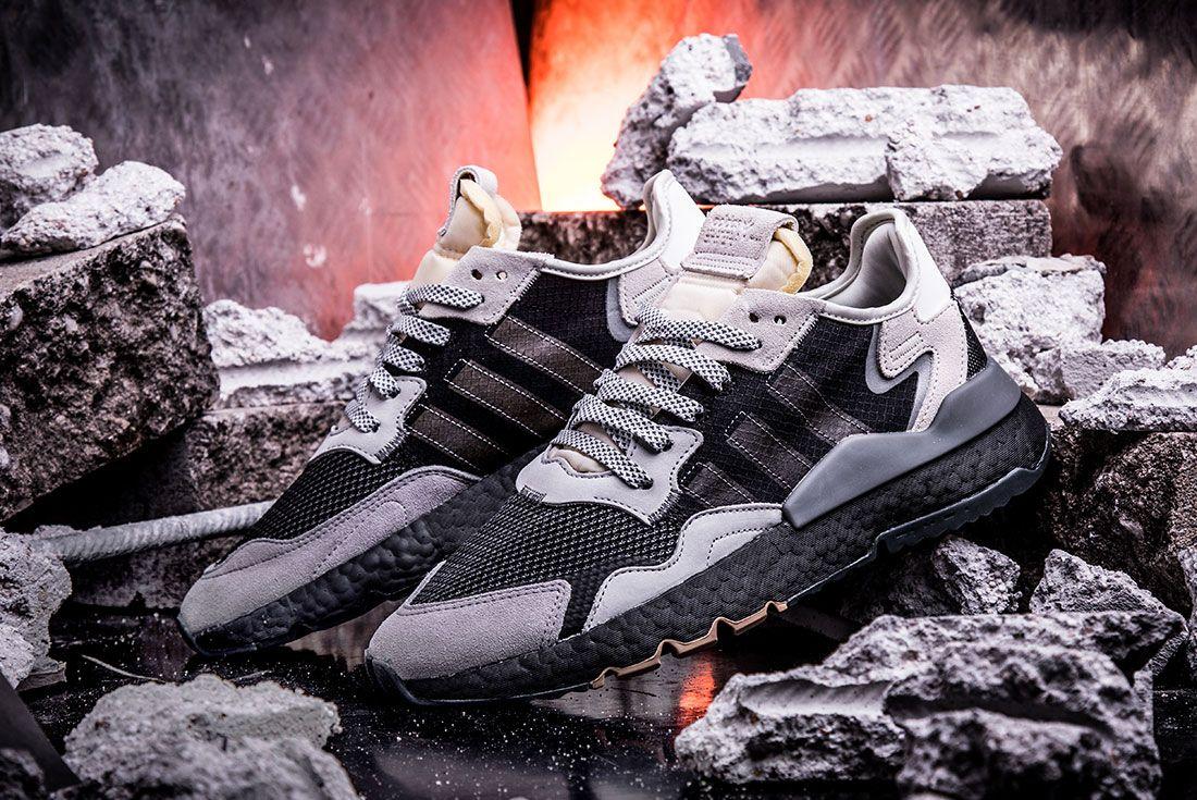 Adidas Nite Jogger Feb Blk1