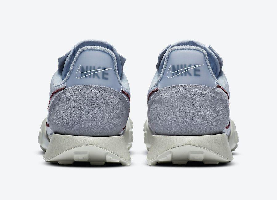 Nike Waffle Racer 20 Heel